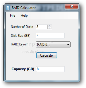 download raid calculator 1 0 incl crack keygen patch