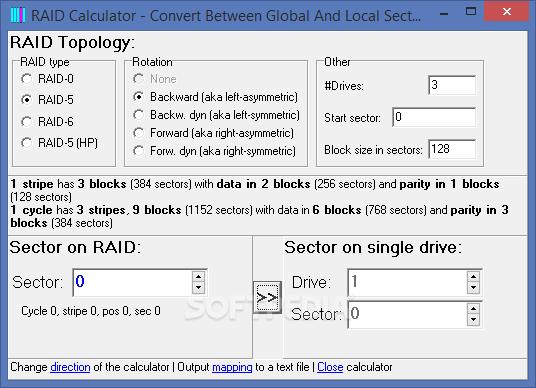 Download RAID Reconstructor 4 40