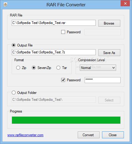 Download RAR File Converter 1 0