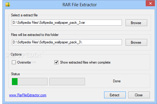 Download RAR File Extractor 1 0 0