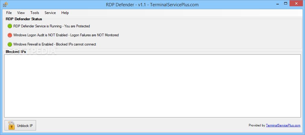 Download RDP Defender 2 4