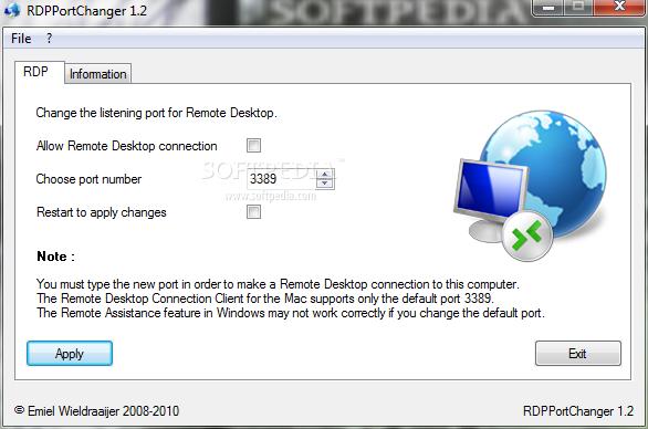 Download Rdpportchanger 1 3