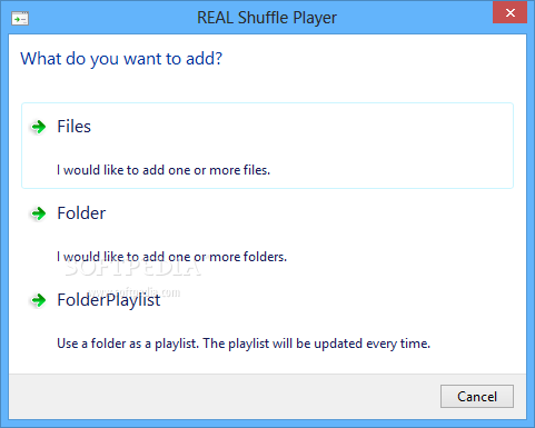 Download REAL Shuffle Player 4 0 1700 14030