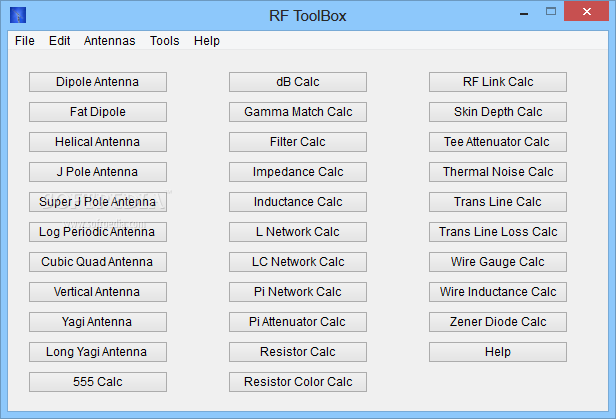 Download RF Toolbox 5 2 0