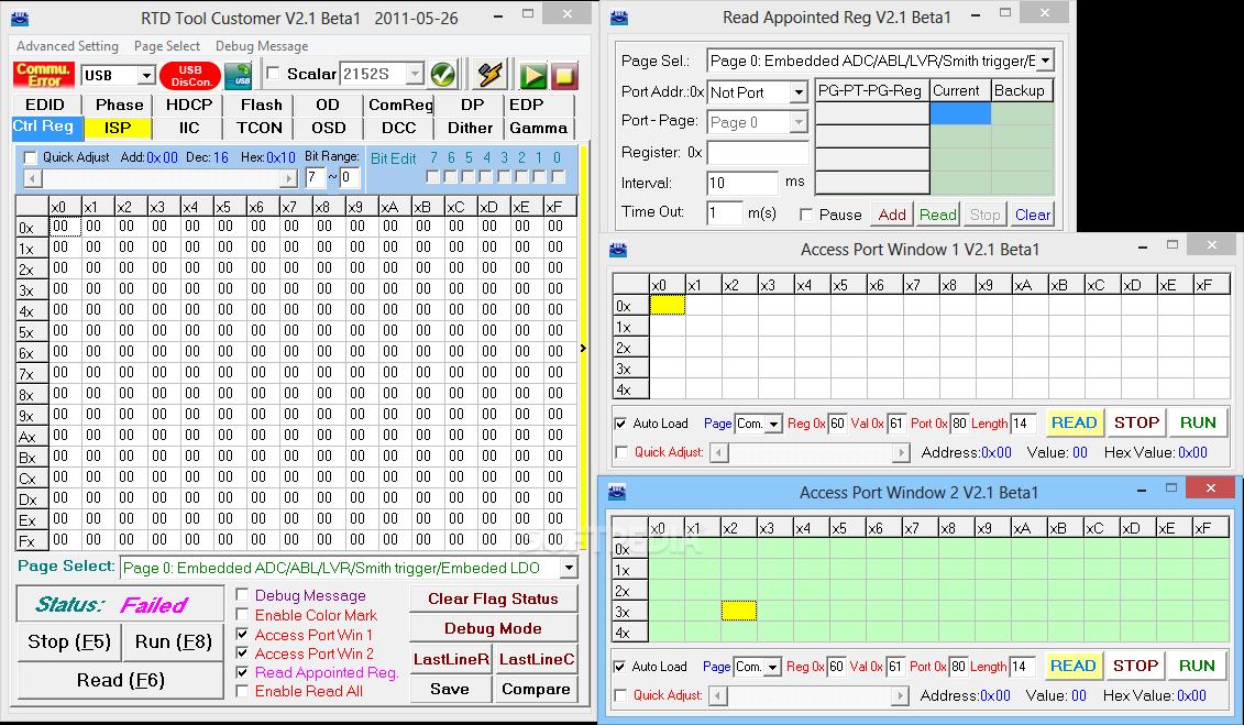 webcamfw.exe realtek camera firmware update tool