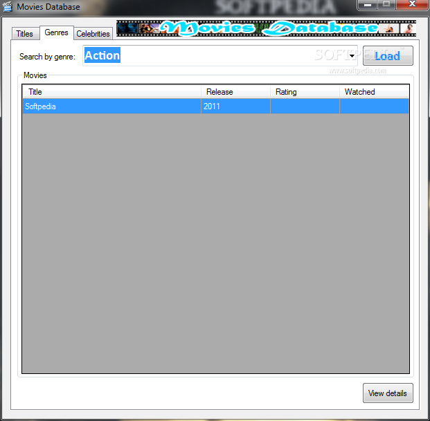 Download Movies Database 2 0 1 0