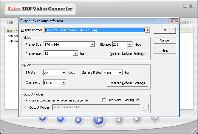 How to convert MP4 videos to 3GP files. . Audials is your 3GP video conver