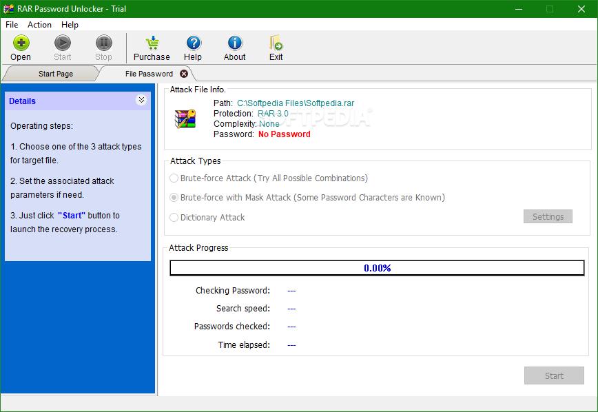 Winrar password unlocker onhax