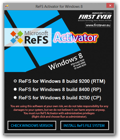 windows 8 pro build 9200 permanent activator