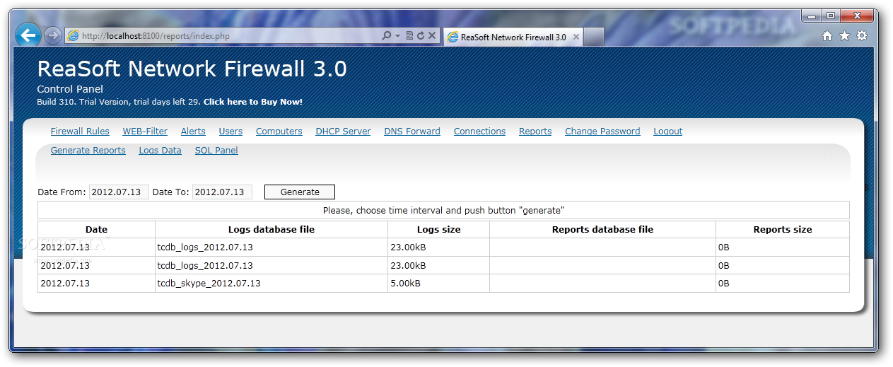 how to add files on firewall