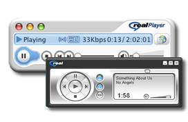 Download RealPlayer Skins Pack 1 0