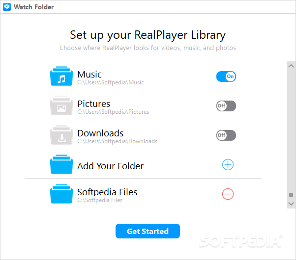 realplayer downloader not working video