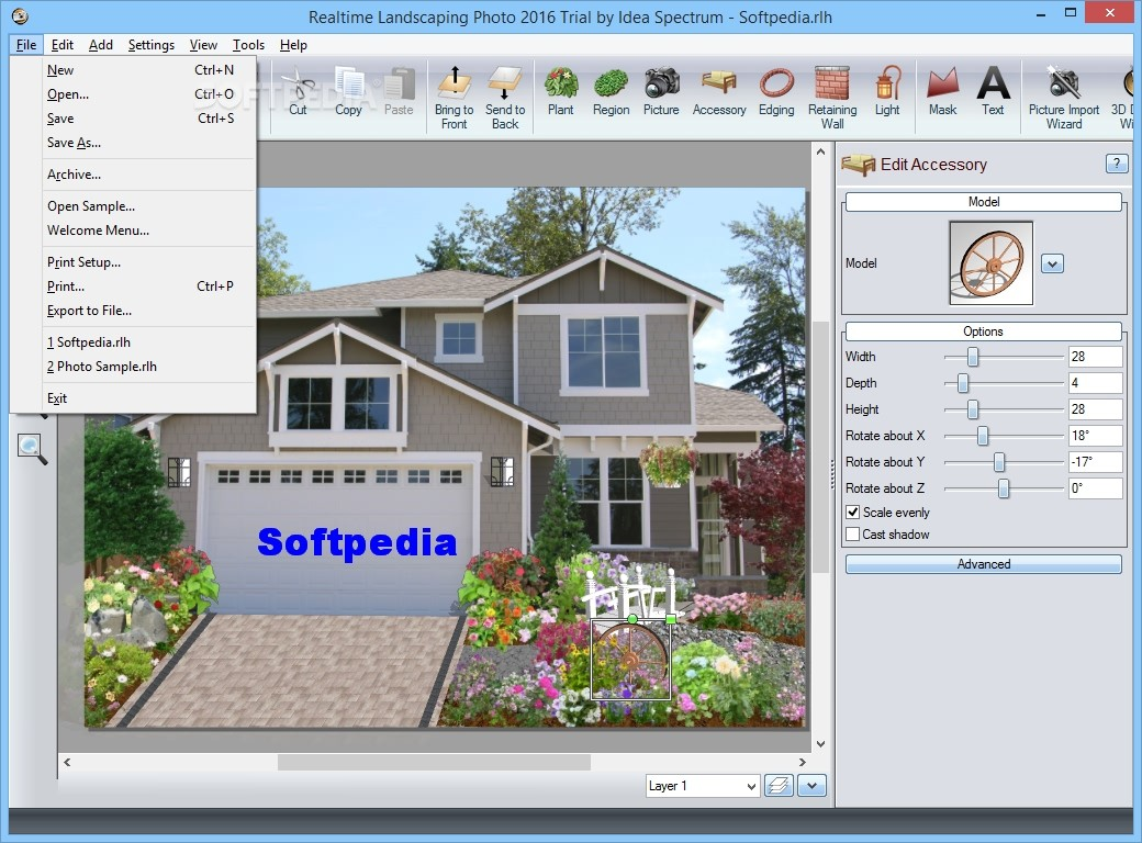 Download Realtime Landscaping Architect 2020 20 04