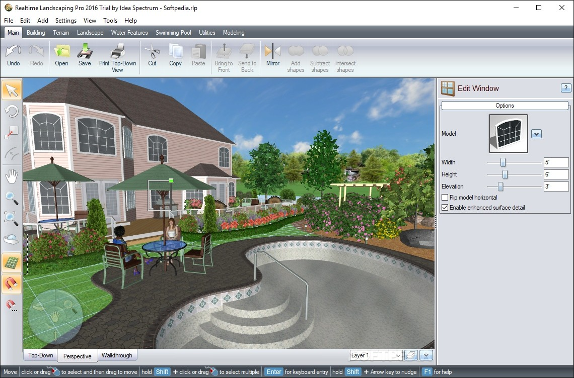 28 best free landscaping software image landscape for Landscape design program
