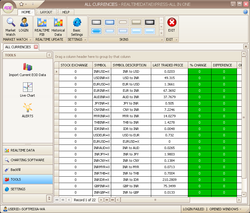 Download RealtimeDataExpress 1.8.3.2