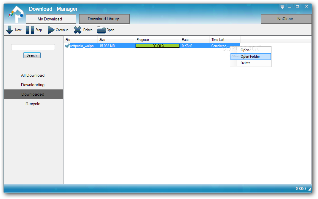 download structure