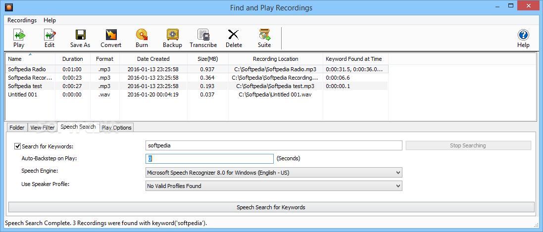Download RecordPad Sound Recorder 8 01 Beta