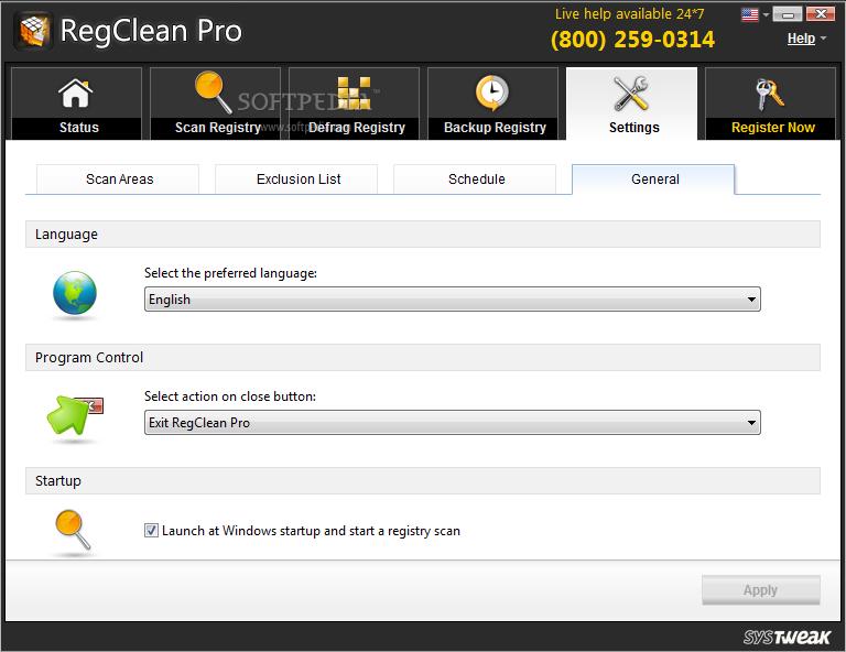 regclean pro windows 8