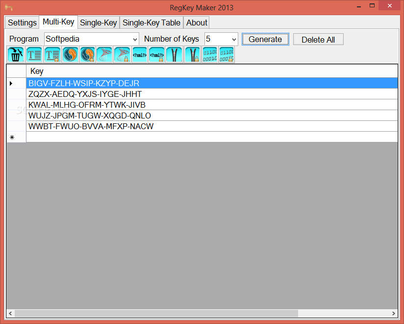Folder lock version 7.6.1 serial key code