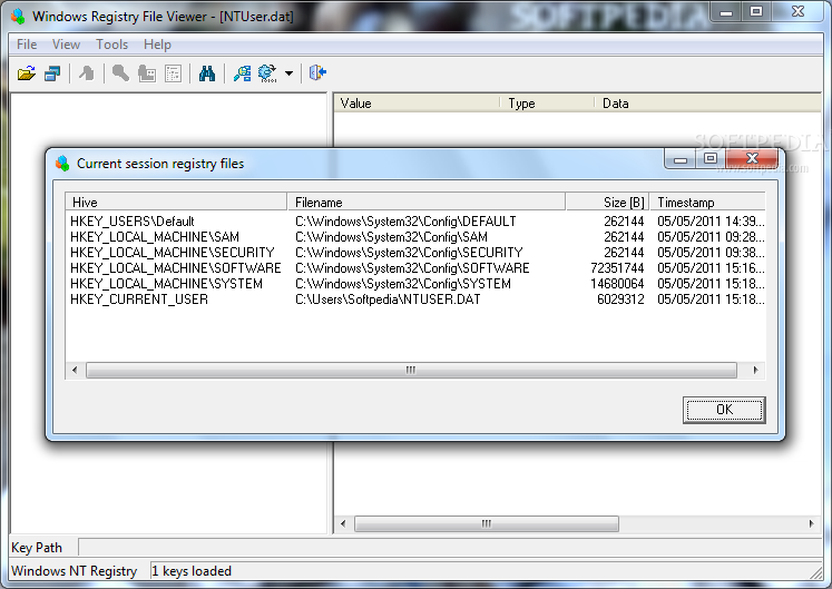 how to make a windows registry file