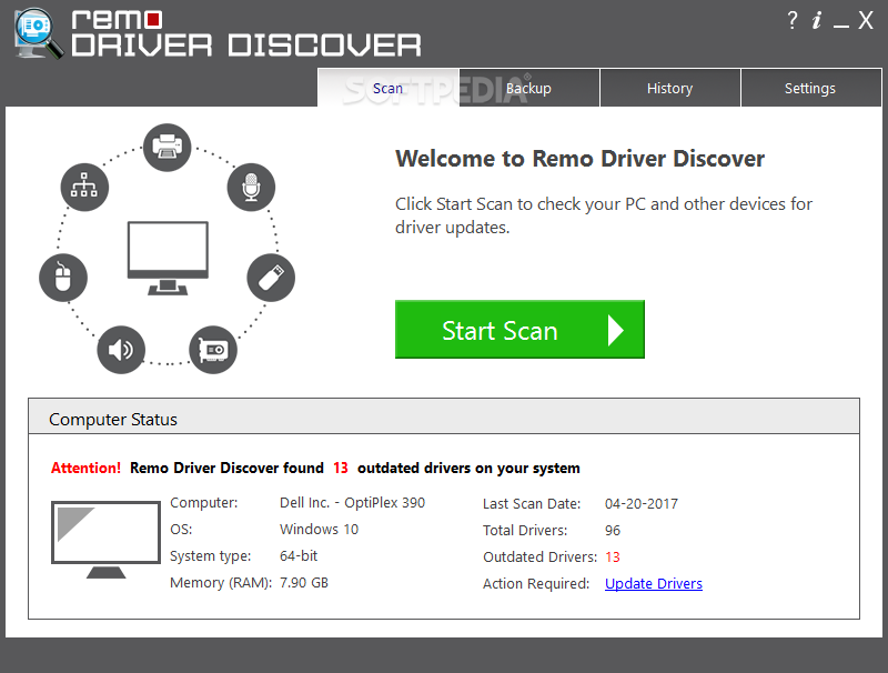 Download Remo Driver Discover 4 0