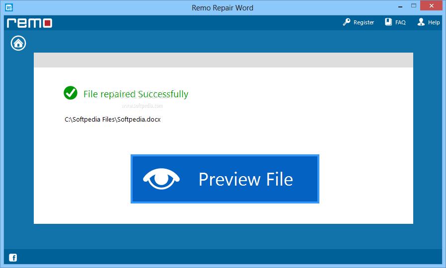 """Resultado de imagen de Remo Repair Word 2"""""""