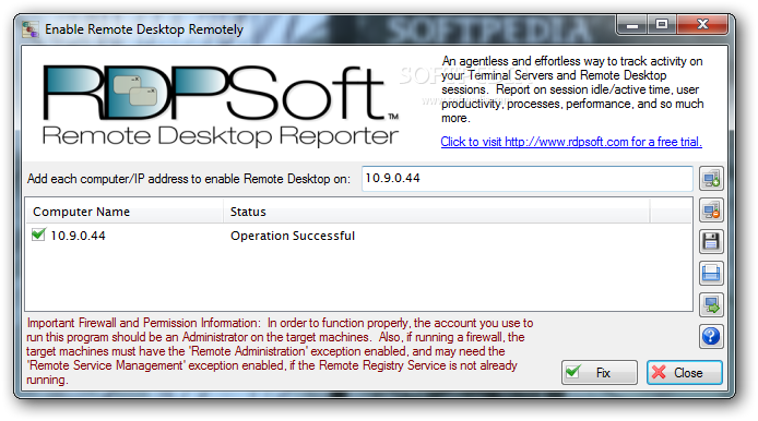 Download Remote Desktop Admin Toolkit 1 2