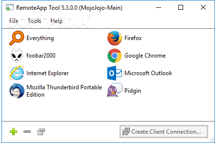 Download RemoteApp Tool Portable 5 3 0 0