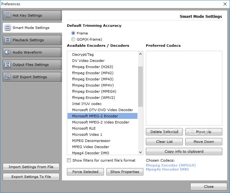 Download Replay Media Splitter 3 0 1905 13