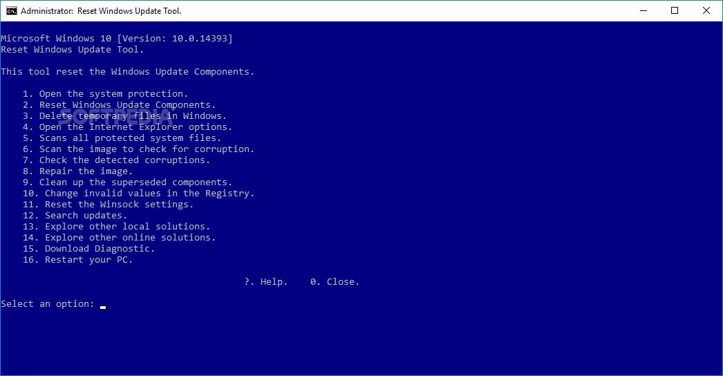 Download Reset Windows Update Tool 10 5 3 7