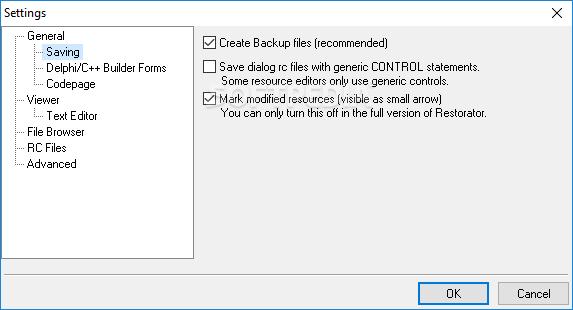 Download Restorator 2018 3.90 Build 1793 ... Restorator 2018 - screenshot #8 ...