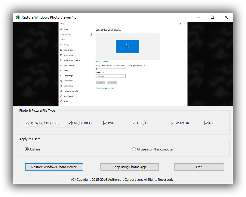 Photo viewer for pc windows 10 download