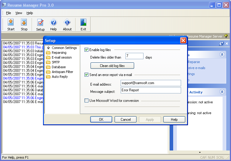 download resume manager pro 3 4
