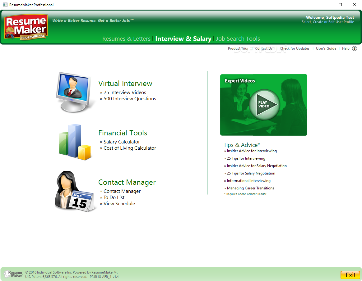 download resumemaker professional 20