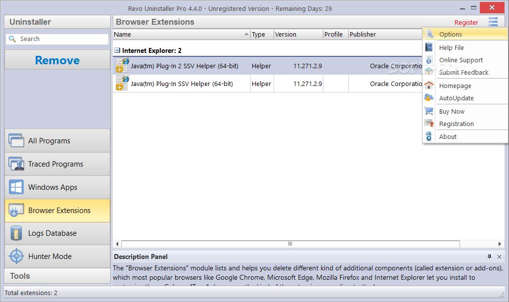 revo uninstaller pro crack for windows 10