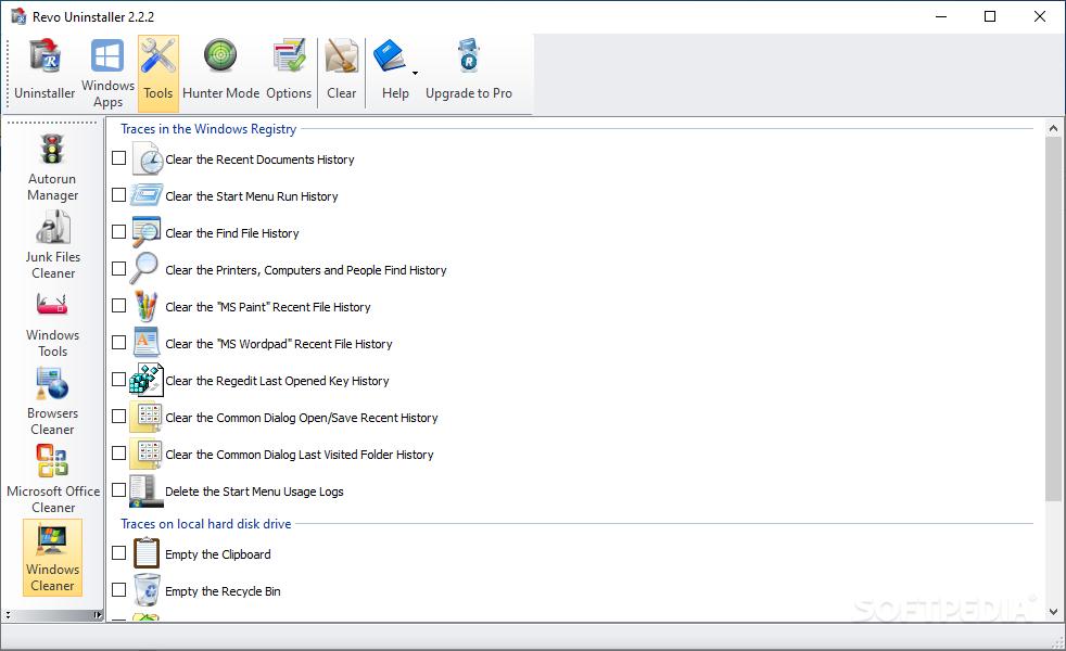 How to pin Revo Uninstaller to the Taskbar in Windows 7