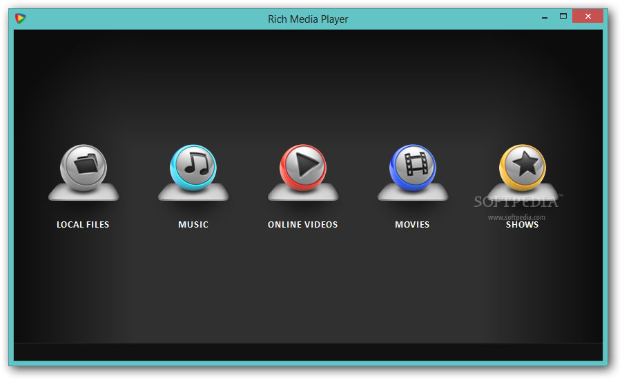 Rich Media Player Download