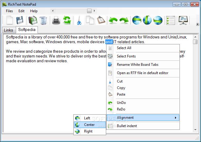 Download RichText NotePad 2 1 0522 0