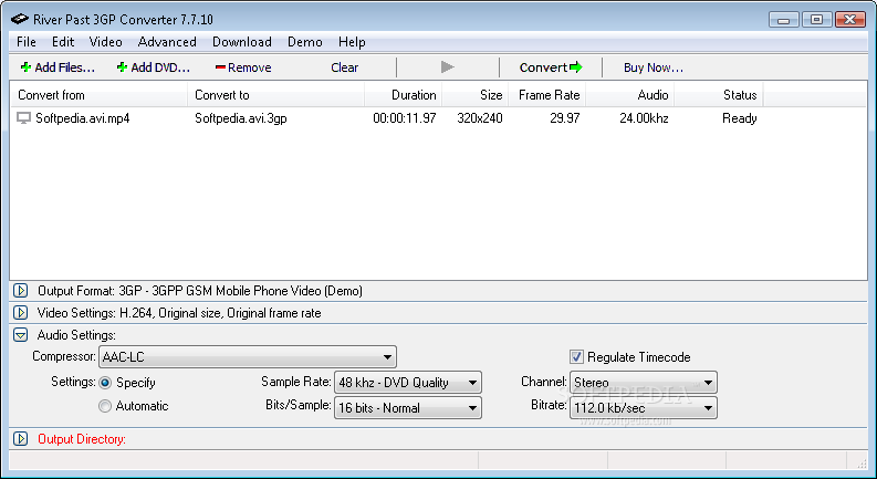 how to turn multiple video into audio vlc