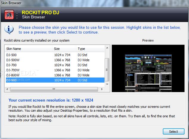 Download Rockit Pro DJ 5.00 Build 121 ... Rockit Pro DJ - screenshot #10 ...