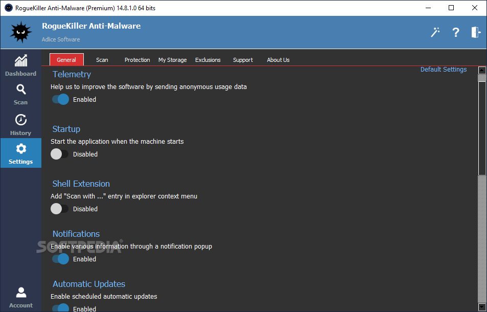 RogueKiller 10.10.6.0 [Portable] [Español] [4Shared]