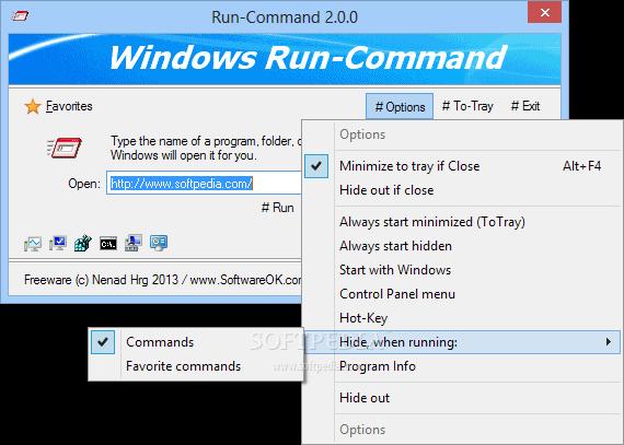 Download Run-Command 3 37