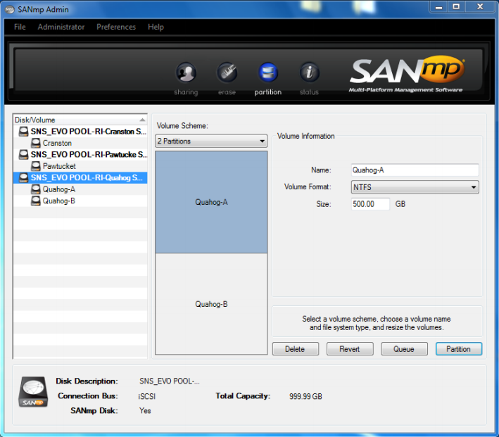 Download SANmp 4 1 0 152 / 4 2 0 121 Beta