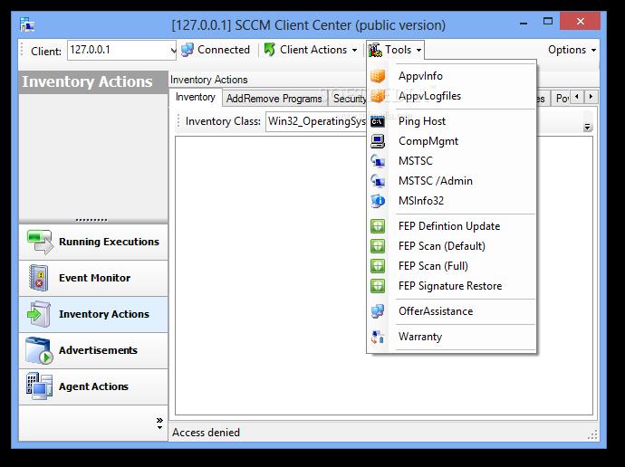 Download SCCM Client Center 2 0 4 2