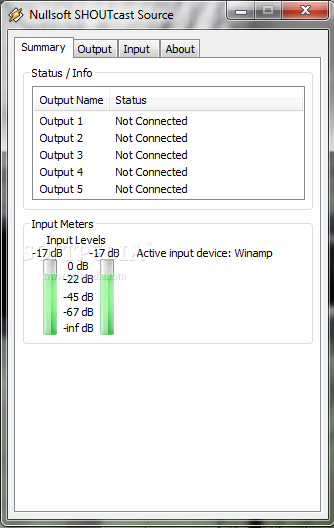 SOURCE 1.9.0 DSP SHOUTCAST TÉLÉCHARGER
