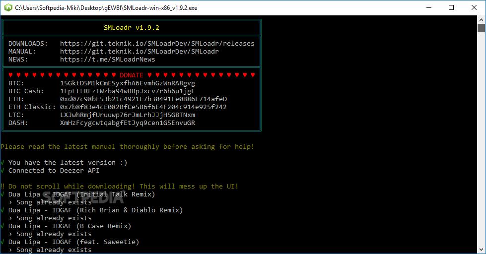 FULL SMLoadr Release v1.9.3