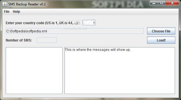 Download SMS Backup Reader 0 7