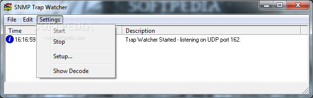 Download SNMP Trap Watcher 1 36