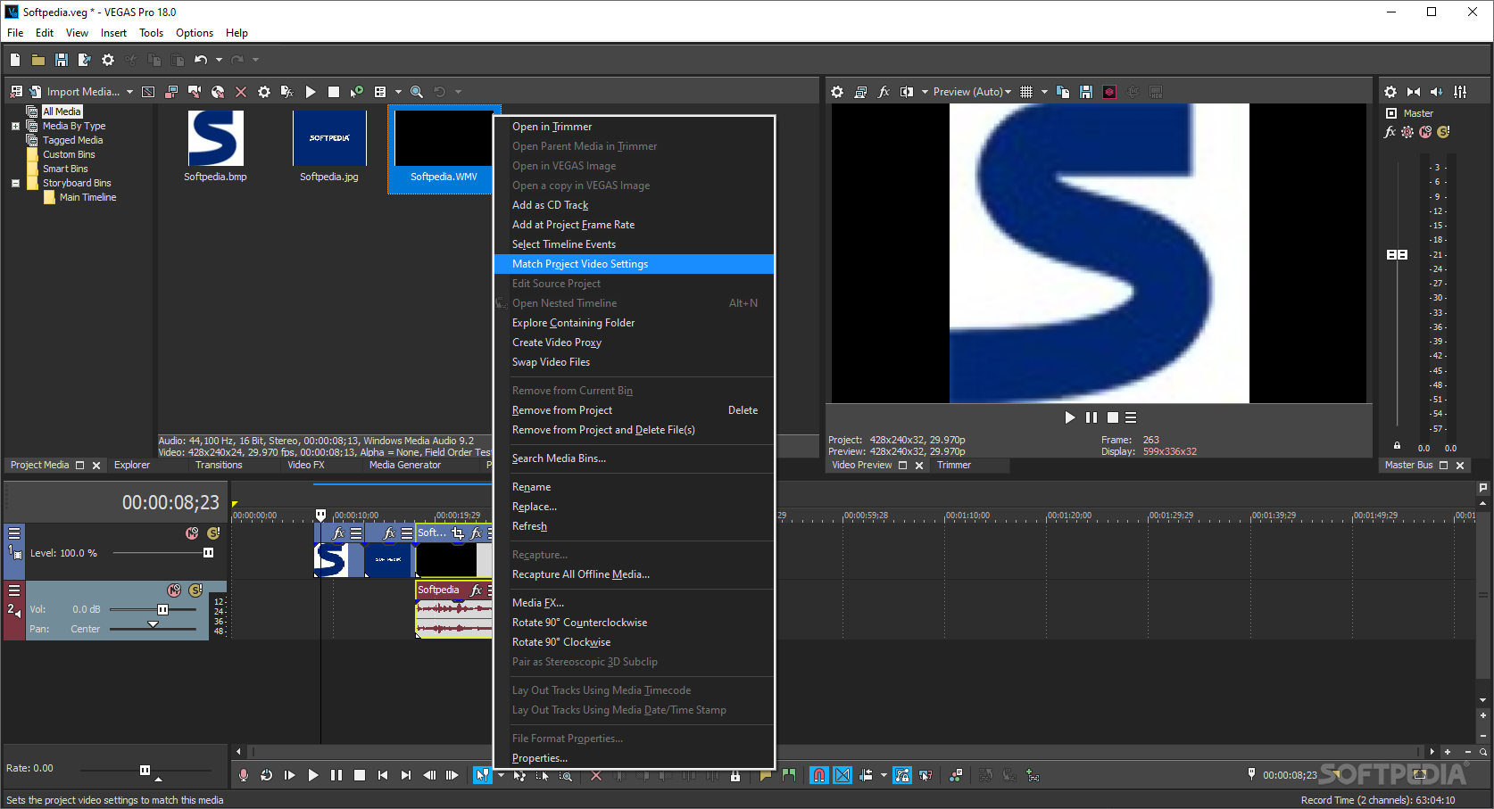 Download Software Sony Vegas