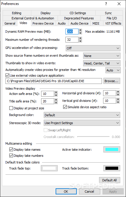 Download VEGAS Pro 17 0 Build 284